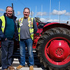 Jim Wall, Chairman and Denis O'Driscoll, PRO of the Ballinrostig Vintage Club. Picture: Rory O'Toole