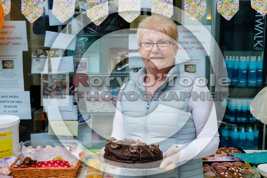 Betty Powell at the Fusion Help Aaron Fundraiser. Picture: Rory O'Toole