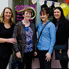 Ciara Walsh, Helen & Denise O'Mahony and Eve O'Shea at the Fusion Help Aaron Fundraiser. Picture: Rory O'Toole