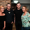 Nicola & Donchadh McClean with Laura & Gerry Noonan