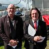 Councillor Kieran McCarthy & Paul O'Sullivan