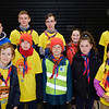 23rd Midleton Scouts. Sean Crowley, Cormac Hill, Jacques Kinane, Kate Crowley, Mathew Kelleher, Isaac Walsh, Calum Blyth, Will Murphy, Grace Walsh & Emily Wrighth