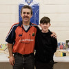 Finbarr & Fionn O'Connell. Denis O'Sullivan's GAA Collection Expo. Picture: Rory O'Toole