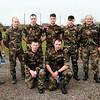 Phil McCarthy, Tim Quinlin, Rob Noonan, Luke Kelly, Andrew McMahon, Roy Fitzgerald, Chris Walsh, Cian Buckley & Aaron Kearney (kneeling)