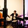 Ian Date's six piece band features Ian on guitar and trumpet, Paul Dunlea, Trombone, Dan Walsh, Drums, Neil Ó Lochlainn, Bass, Myles Drennan, Piano & Brian Wynne, Saxophone