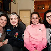 Catherine & Libby O'Shaughnessy with Debbie & Louise Ahern