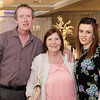 Brendan Gaughan, Evelyn Bracken & Elaine O'Brien