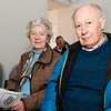 Joan & Ken O'Galliger in the Sirius Arts Centre Cobh