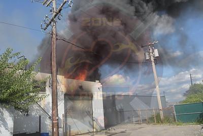 East Farmingdale Fire Co. Working General Alarm   71 Allen Blvd. 8/27/15