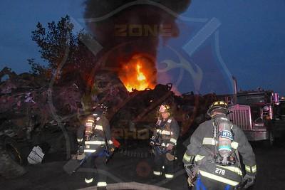 East Farmingdale Fire Co. Multiple Signal 14's  Field St.  7/27/17