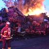 Wyandanch(East Farmingdale Fire Dist.) Junkyard Fire- Paul Mazza