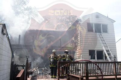 East Farmingdale Fire Co. Signal 13  Hallock St. 7/21/17