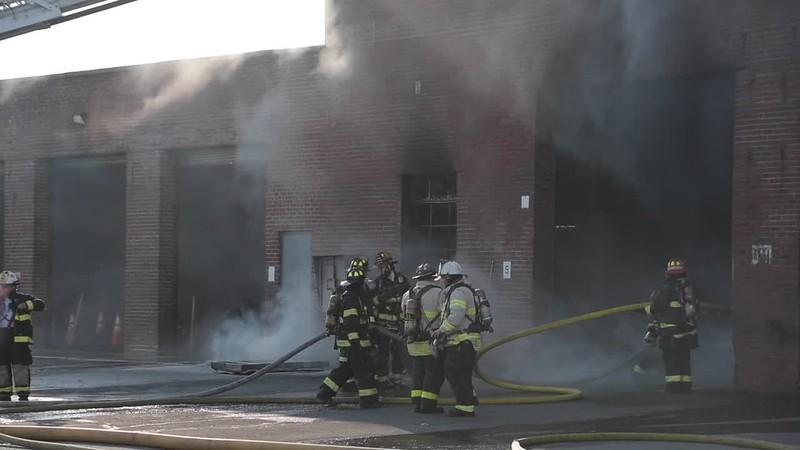 East Farmingdale Fire Co.  Working General Alarm  Edison Ave. 8/6/19
