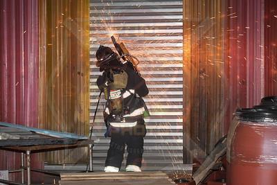 East Farmingdale Fire Co. Working General Alarm  Gear Ave. 5/17/17