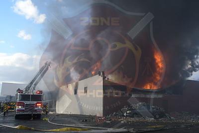 East Farmingdale Fire Co. Working General Alarm  Rt. 109  1/26/20