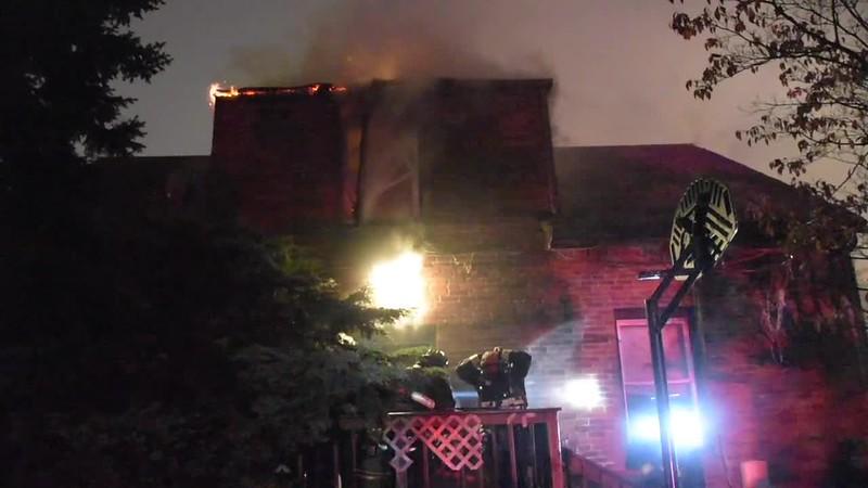 East Farmingdale Building Fire- Paul Mazza