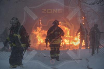 East Farmingdale Fire Co. Signal 13  610 10th St.  1/23/16