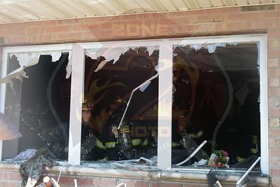 East Farmingdale Fire Co. Working General Alarm   3 Genova Ct. 8/12/16