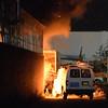 East Farmingdale Multiple Vehicle Fires- Paul Mazza