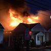 East islip Building Fire- Paul Mazza