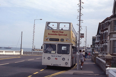 East Kent 0620 Sea Front Margate 1 Sep 90