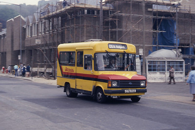 East Kent 12 Pencester Rd Dover May 87