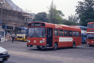 East Kent 1346 Dover Bus Station May 87