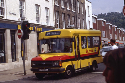 East Kent 22 Pencester Rd Dover Aug 91 jpg copy