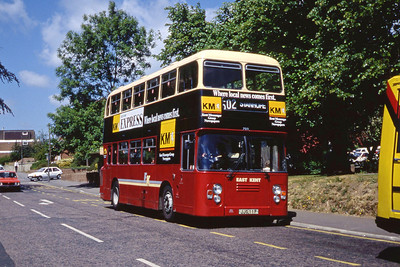 East Kent 7071 Ashford May 90