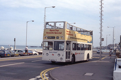 East Kent 0620 Sea Front Margate 2 Sep 90