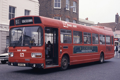 East Kent 1161 Union St Deal May 87