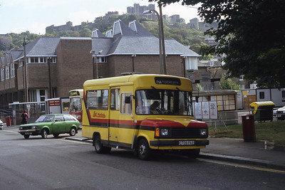 East Kent 9 Pencester Rd Dover Aug 91