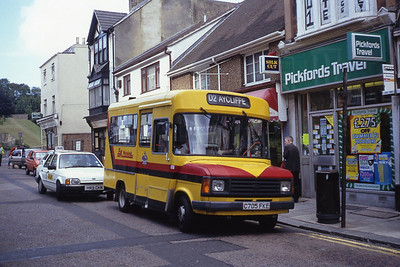 East Kent 5 Worthington St Dover Aug 91