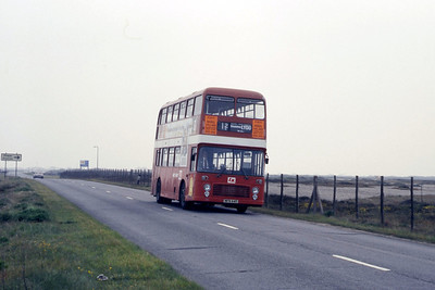 East Kent 7044 Near Dungeoness May 87