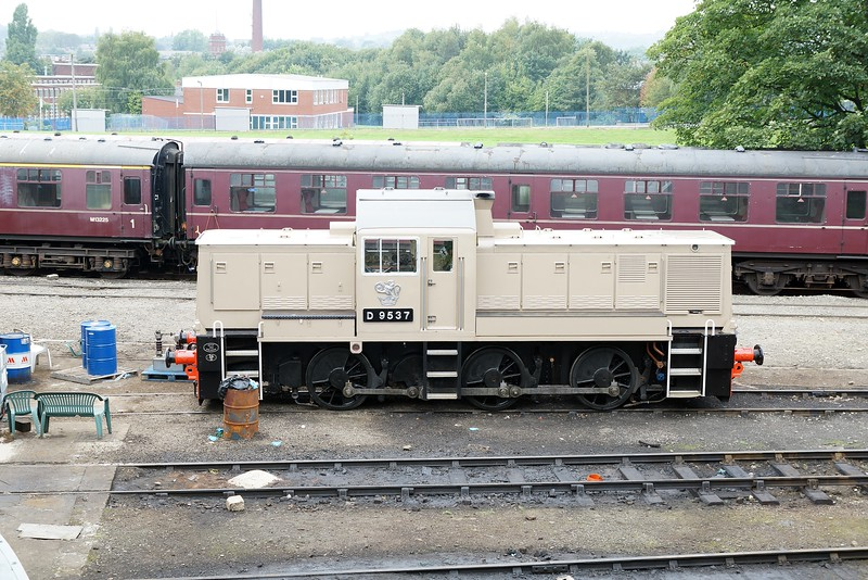 BR D9537 Sdn 0-6-0DH 14,09,2014