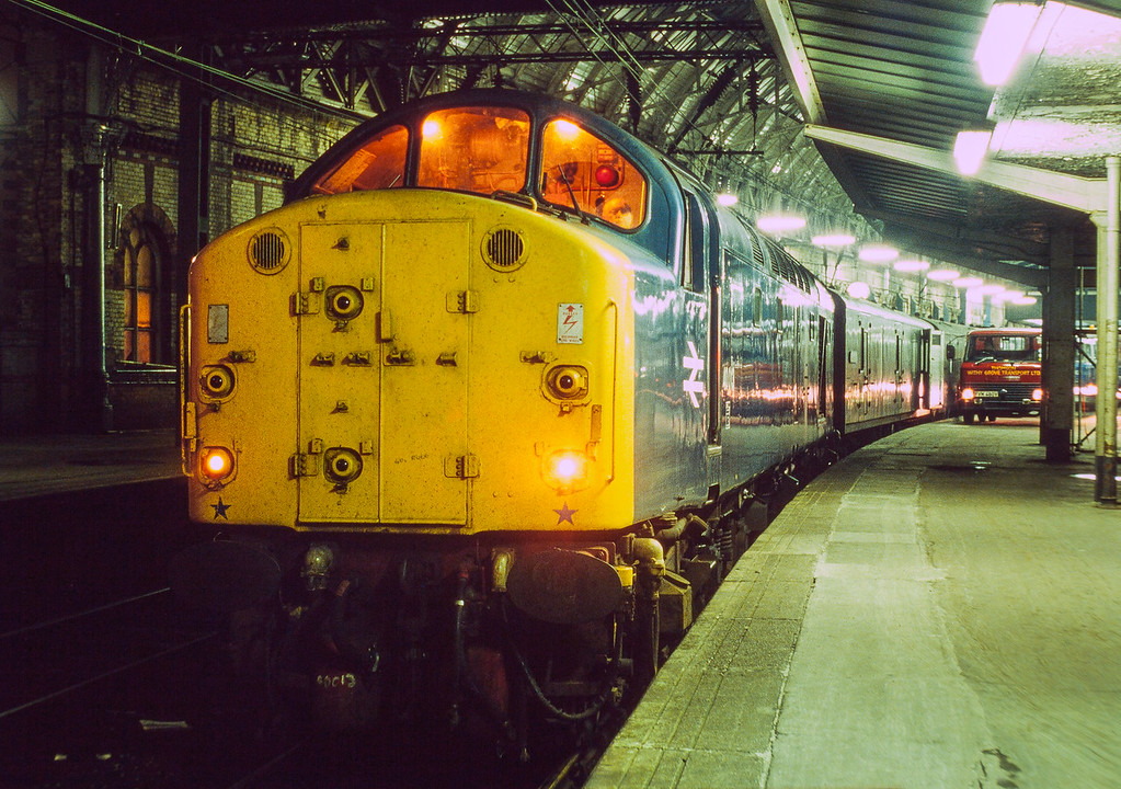 40013 Manchester Piccadilly