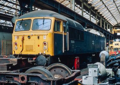 56014 Doncaster Works
