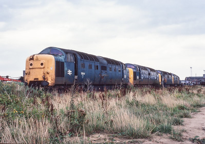 55004. Doncaster Works
