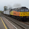 47739 6S47 Eastleigh Works - Derby St Andrews at Willington
