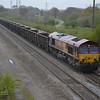 66055 6M82 Walsall - Dowlow at Stenson Jn