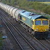 66614 6M88 West Thurrock - Tunstead at Cossington