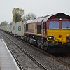 66047 4Z69 Southampton W Docks - Masborough at Willington