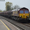 66080 6E08 Wolverhampton - Masborough at Willington