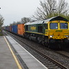 66569 4O95 Leeds - Southampton at Willington