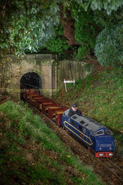 The Warship at box tunnel
