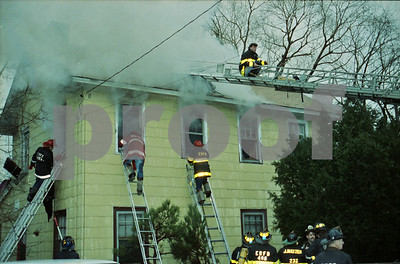 ERFD Fatal fire on Ocean Ave.