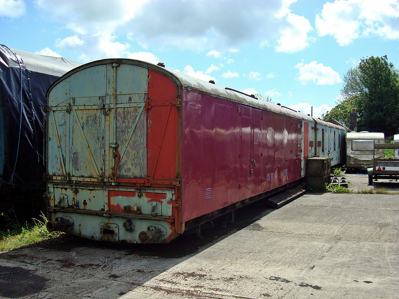 BR 94753 Four-wheel CCT (Covered Carriage Truck) BO. 12,05,2011
