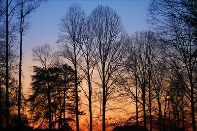 Alcoa Sunset