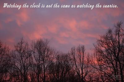 Alcoa Sunrise