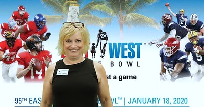 East-West Bowl Player Experience